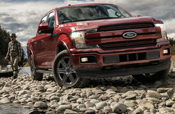 The 2018 Ford F-150 and F-Series are Canada's favourite pickup truck for 52 years running.