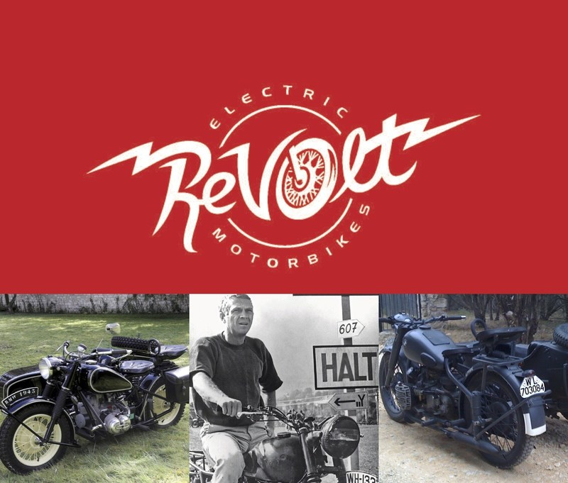 The ReVolt Classic Electric Motorbike