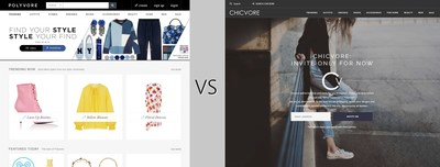 Polyvore Competitor: ChicVore
