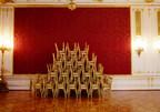 Preparation of a meeting in Vienna. (PRNewsfoto/Vienna Tourist Board)