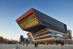 Vienna University of Economics and Business. (PRNewsfoto/Vienna Tourist Board)