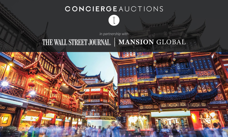Concierge auctions to reach chinese buyers in partnership for Wall street journal mansion