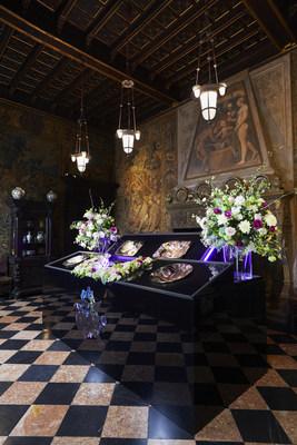 科勒Dutchmaster Floral系列將以生動清新的自然風配以蒼翠沉靜的色調,定會吸引獨具慧眼的消費者。