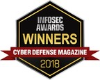 Blue Ridge Networks Wins 2018 Cybersecurity 'Hot Company' InfoSec Award
