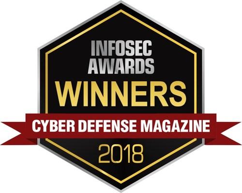 Blue Ridge Networks named 'Hot Company' in Cyber Defense Magazine's 2018 InfoSec Awards.
