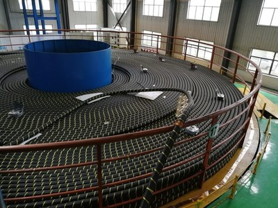 The world's longest length of 500kV AC XLPE submarine power cable without factory joints