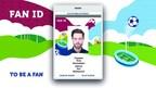 Torcedores encomendam meio milhão de FAN IDs para Copa do Mundo da FIFA 2018™
