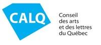 Logo : Conseil des arts et des lettres du Québec (CALQ) (Groupe CNW/Conseil des arts et des lettres du Québec)