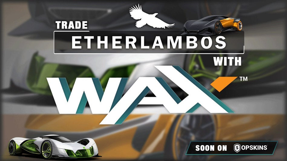 Crypto Collectible 'Etherlambos' Partners with WAX and