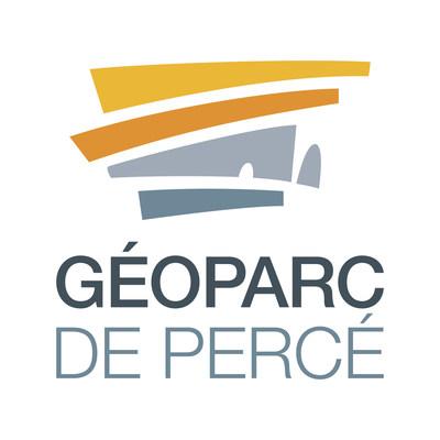 Logo : Géoparc de Percé (Groupe CNW/Geoparc Mondial Unesco de Percé)