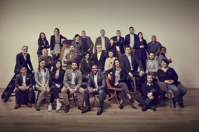 27 Chivas Venture Finalists, 2018 (image by Chivas Regal) (PRNewsfoto/The Chivas Venture)