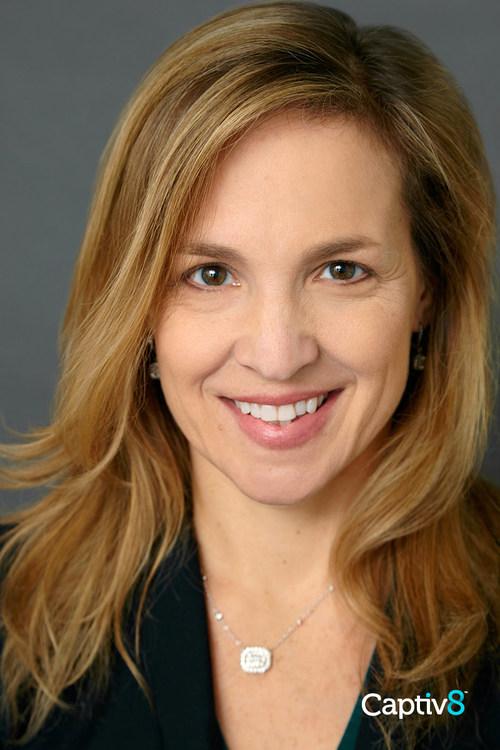 Lynn D'Alessandro, Head of Global Sales & Brand Partnerships, Captiv8