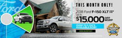 Car buyers who are looking for a fresh start this spring will discover exceptional spring savings on Ford models at Marshal Mize Ford with up to $15,000 off select models at the Chattanooga dealership.
