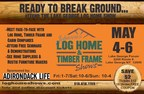 Log Home Show Returns to Lake George, NY May 2018