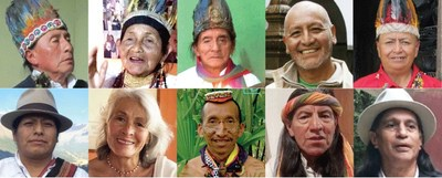 Ten of the most renowned Yachaks (shamans of the High Andes of Ecuador) will be teaching and performing ancient Healing Ceremonies at The Andes Summit - Ibarra, Imbabura region of Ecuador