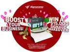 Signarama® Launches 'Boost Your Business' Contest, Winner To Receive $15,000 Signage Makeover
