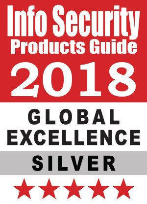 Terranova Corporation honored as Silver Winner in the 14th Annual 2018 Info Security PG's Global Excellence Awards® in Best Security Training and Educational Programs. (CNW Group/Terranova Worldwide Corporation)