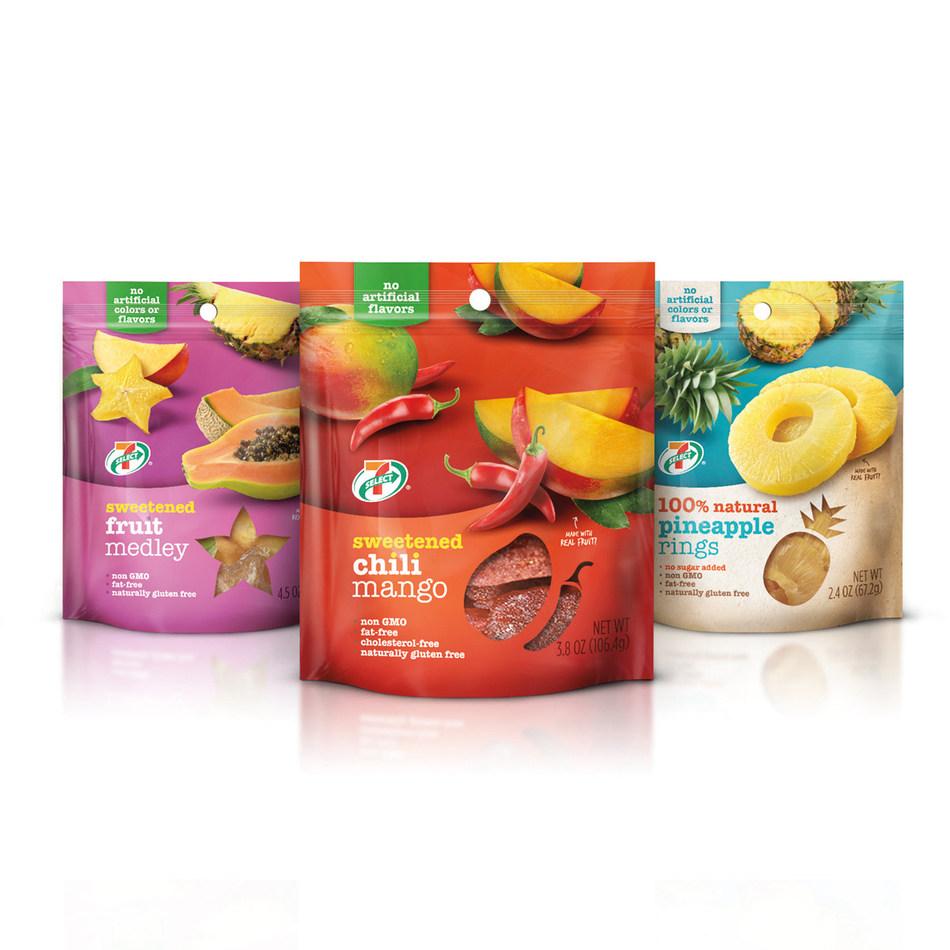 7-Select Dried Fruit - Design: Brandimage