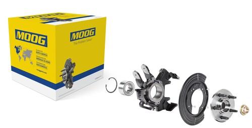 MOOG® Complete Knuckle Assembly