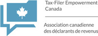 Tax-Filer Empowerment Canada / Association canadienne des déclarants de revenus (CNW Group/Tax-Filer Empowerment Canada (TFEC))
