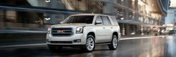 The 2018 GMC Yukon is available now at Palmen Buick GMC Cadillac.