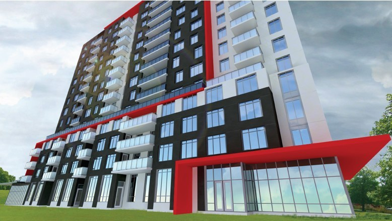 1235 Marlborough - exterior of building. (CNW Group/The Minto Group)
