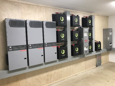 SimpliPhi Power and OutBack Power Team Up with West Coast Sustainables to Power Governor Jerry Brown's Off-Grid Ranch