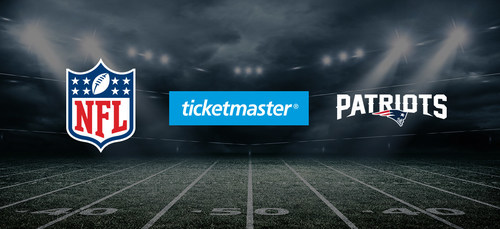 Patriots Fans Will Be Able To Purchase And Sell Digital Tickets On Patriots.com for the First Time, Providing the Safest And Most Secure Platform for 100% Verified Tickets through Expanded Ticketmaster Partnership