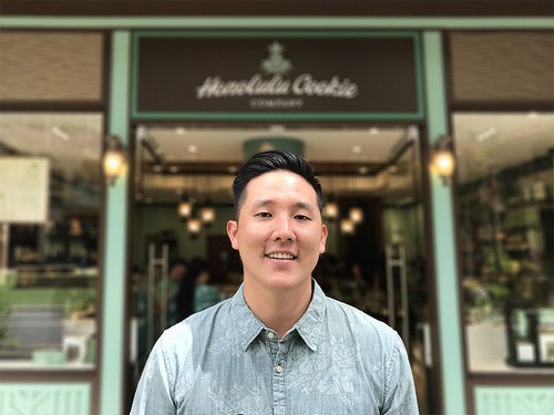 Ryan Sung has been appointed General Manager of Honolulu Cookie Company, established by his parents 20 years ago this year.