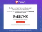 Dow Jones Media Group Partners With Brave Software To Offer Premium Content To Users and Test Blockchain-Based Payment Technology