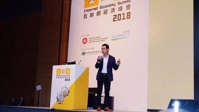 Ericson Chan at IES.