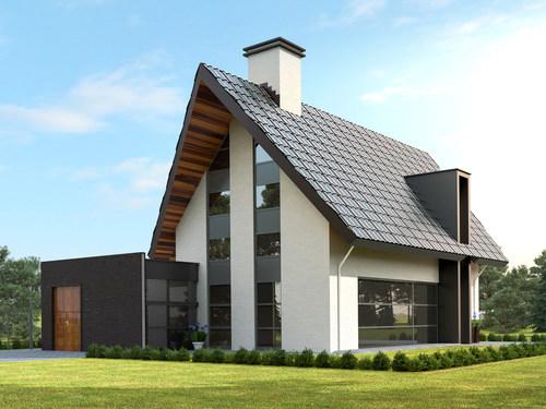 Hanergy's thin-film solar roofing solution