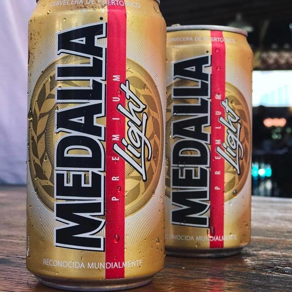 Medalla Light Beer