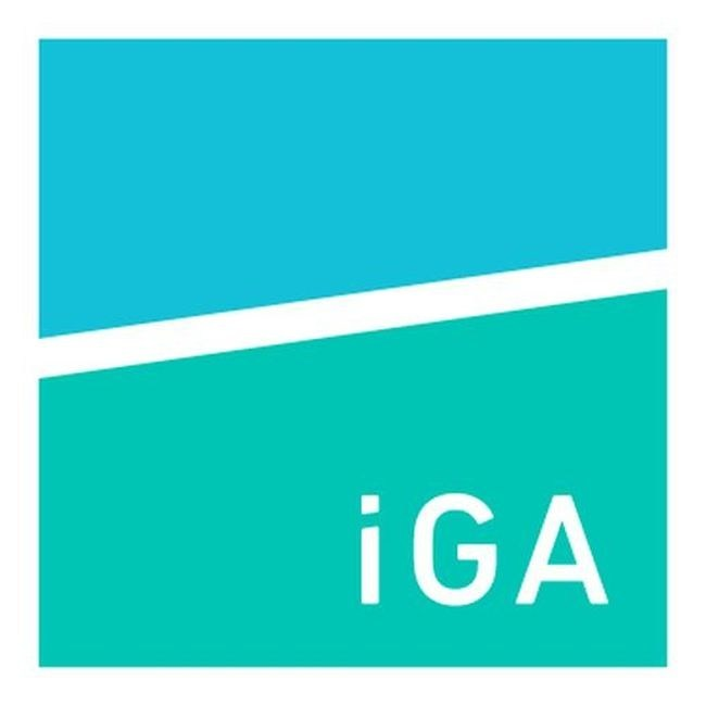 IGA Logo (PRNewsfoto/YOTEL)