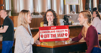 """Locals and longtime Cumberland Valley visitors are keeping the destination's stories close to their vest – so to speak – with the launch of the """"Keep Cumberland Valley Off the Map"""" campaign."""