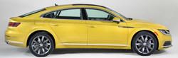 The 2019 Volkswagen Arteon is replacing the CC in the Volkswagen model lineup.