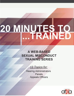 20 Minutes to...Trained