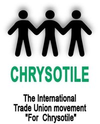 International Alliance of Trade Union Organizations Logo (PRNewsfoto/International Alliance of Trade)