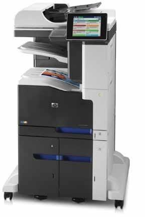 A3 Color LaserJet Enterprise M775 MFP
