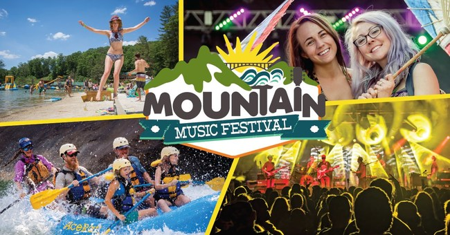 2018 Mountain Music Festival