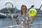 Tennis star Caroline Wozniacki becomes Lympo ambassador (PRNewsfoto/Lympo)