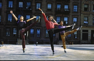 Milestone Movie Musical 'West Side Story' Returns to Cinemas Two Days Only, June 24 and 27, as Yearlong TCM Big Screen Classics Series Expands