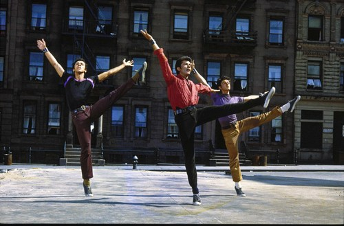 West Side Story - Image courtesy of 'Park Circus/MGM'