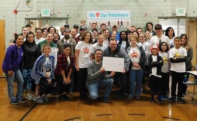 University of the Rockies Beautifies Valverde Elementary School During Heroes Day