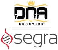 Segra International Corp. & DNA Genetics (CNW Group/Segra International Corp.)