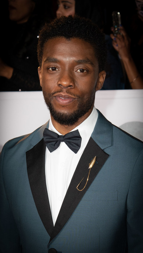 Howard University alumnus Chadwick Boseman will deliver the 2018 commencement address. (Photo courtesy: Earl Gibson III)