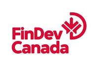 Logo : FinDev Canada (Groupe CNW/Exportation et développement Canada)