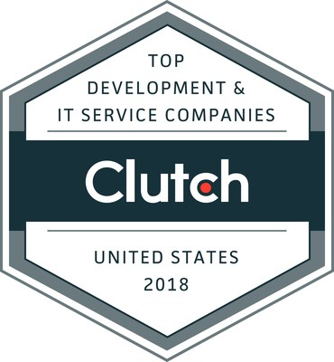 Clutch names top development and IT services companies in cities across the U.S. for 2018