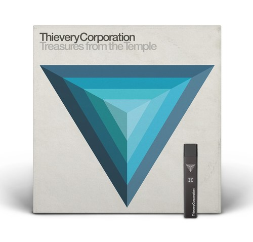 """New album from Thievery Corporation titled """"Treasures from the Temple"""" and the Thievery Corporation PAX Era."""
