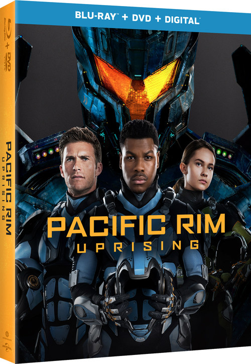 From Universal Pictures Home Entertainment: Pacific Rim Uprising